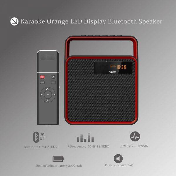 Musky_DY31K_Karaoke_Speaker_5